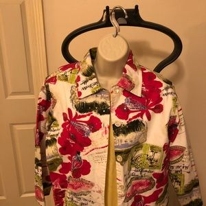Chico jacket size small